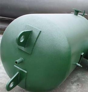 卧式油罐(外涂防腐材料)